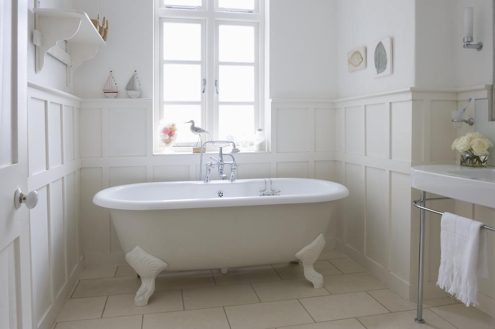 Salle de bain surpresseur